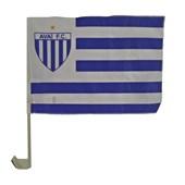 Bandeira Avai Para Carro Oficial 35 x 25 cm Mitraud
