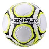 Bola Futsal Penalty Brasil 70 R2 9 Costurada