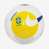 Bola Society Nike Brasil CBF 2020 Costurada