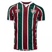 Camisa Fluminense 2020/21 Oficial Umbro Classic Sem Numero Masculina