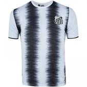 Camisa Santos Braziline Part Dry Fit Masculina