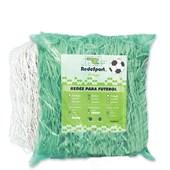 Rede Campo para Trave de Futebol Rede Sport Fio 3mm Nylon Ecologico