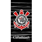 Toalha De Banho Corinthians Oficial 1,40x0,70 Buettner