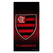 Toalha De Banho Flamengo Oficial 1,40x0,70 Buettner
